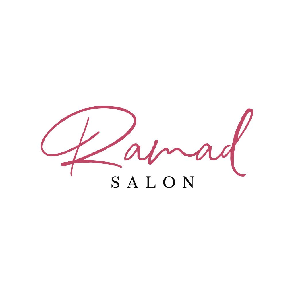 Branding for small business Ramad salon